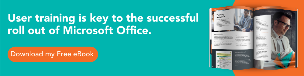 MS Office CTA