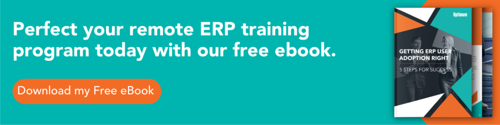 Remote Training ERP CTA